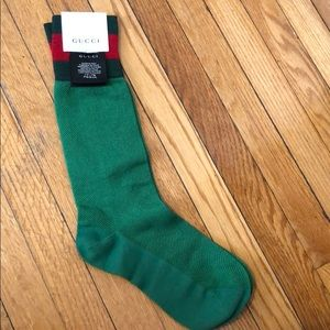 Authentic BNWT gucci socks